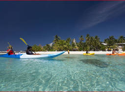 lagon maldives Maldives Malé voyage aux Maldives pas cher