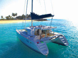 catamaran Seychelles Mahé voyage Seychelles croisière aux Seychelles