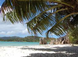 suberbe plage Seychelles Mahé voyage Seychelles croisière aux Seychelles