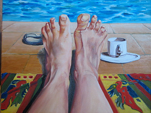 Farniente pieds cnsf voyage